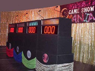 Game Show sequined setup