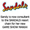 Sandy Sowell is consultant to Sandals resorts for Game Show mania